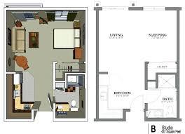 one bedroom apartment plan studio or one bedroom apartment apartment studio apartment bedroom