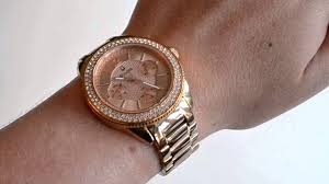 bulova ladies diamond bracelet watches images Bulova crystal rose gold ladies fashion watch eve 39 s watch jpg