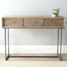 wood and iron sofa table console table desk architecture home design ideas and pictures