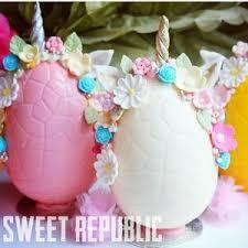stuffed easter eggs sweet republic stuffed easter eggs amycakes toppers