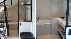 salle de bain dans chambre sous comble salle de bain combles stunning creer salle de bain