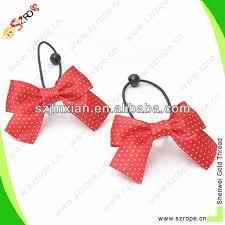 wine bottle bows bottle neck decorative bows wine bottle bow tie decoration ribbon