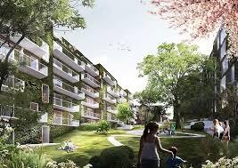 residential architecture inhabitat green design innovation new valdemars have residential block will reinterpret old red brick townhouses in denmark