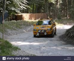 nissan micra race car nissan micra rally car goodwood festival of speed 2013 stock photo