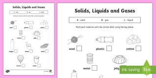 Solid Liquid Gas Periodic Table Solid Liquid And Gas Worksheets Free Worksheets Library Download