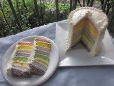 fun recipes to make your own food coloring rainbow cakes