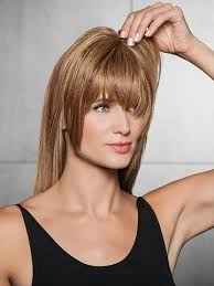 clip on bangs our favorite clip in hair bangs fringes wigs the wig