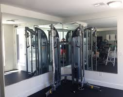 home gym value increase nick u0027s glass and mirrors