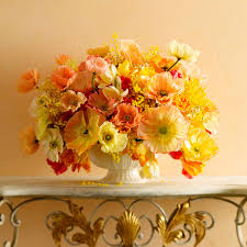 Small Vase Flower Arrangements Spring Flower Arrangements Martha Stewart