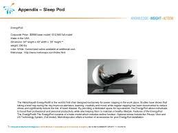 sleep pod manufacturers
