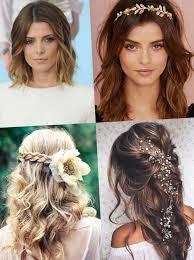 coiffure mariage cheveux lach s coiffure soiree cheveux laches les tendances mode du automne
