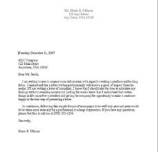 Semi Block Letter Format Business Letter Write A Business Letter Sample Fast Online Help
