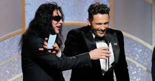 golden globes 2018 what tommy wiseau wanted to say in speech