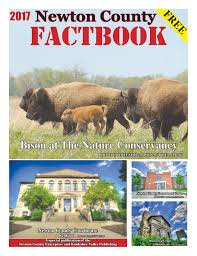 2017 newton county indiana fact book by newton county newspapers