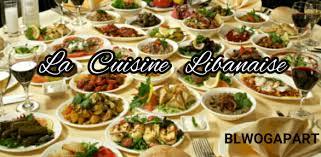 la cuisine libanaise blwogapart