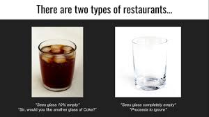 Meme Types - there are two types of restaurants internet meme meme types of