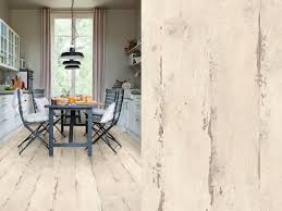a deliciously distressed look with floors interior