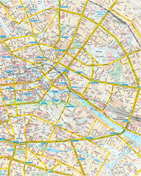 Map Of Berlin Germany by Berlin Downtown Full Size