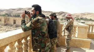 siege army syrian army less than 1km away from lifting siege on deir ezzor airport