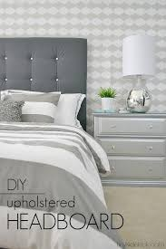 Headboard Designs For Beds by Best 25 Upholstered Headboards Ideas On Pinterest Bed