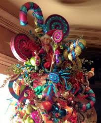 Nutcracker Christmas Decorating Ideas by 166 Best 9 Candy Land Christmas Tree Images On Pinterest