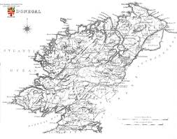 free ulster maps antrim armagh donegal down fermanagh