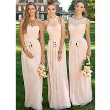 cheap pink bridesmaid dresses light pink bridesmaid dress 2016 halter pleat chiffon