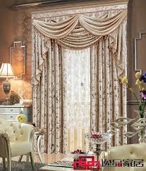 Gold Living Room Curtains Luxury Curtains For Living Room Design Home Ideas Pictures