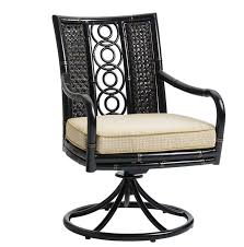 Swivel Patio Dining Chairs Bahama Outdoor Marimba Swivel Patio Dining Chair With