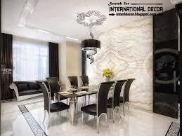luxury black dining room furniture sets on latest home interior