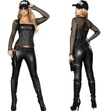genuine roma product new womens ladies swat csi fbi