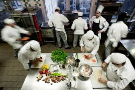 kitchen chef keeping your cool in the kitchen the institute of culinary education