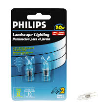 shop philips 10 bright white t3 halogen light fixture light bulb