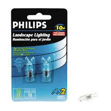 shop philips 10 t3 halogen light fixture light bulb