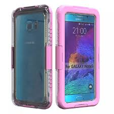 shockproof waterproof armor back cover for samsung s5 s6 s7