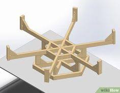 How To Build A Hexagonal Picnic Table Youtube by Build An Octagon Picnic Table Part 1 Youtube Wood Work