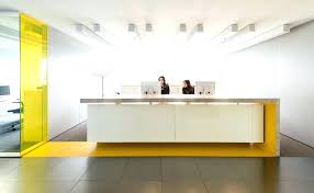 Reception Desks Modern Popular Reception Desk Design With Receptionist Pages Office Ideas