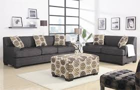 Gray Sofa Decor Ash Grey Living Room Set Item F7447