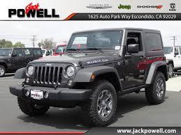 jeep wrangler rubicon jk 2017 jeep wrangler jk rubicon sport utility in escondido
