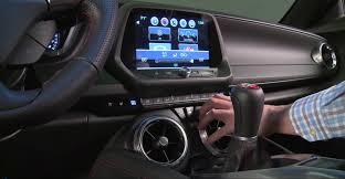 chevrolet camaro details 2016 chevrolet camaro interior detailed autoevolution