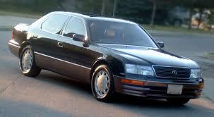 1997 lexus ls400 underrated lookers the 95 97 lexus ls400 spannerhead