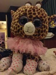 ty beanie boos safari giraffe extra large size 19