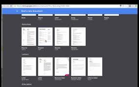 google docs templates resume google docs templates youtube google docs templates