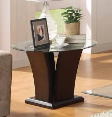 table coffee and end tables living room furniture bobs discount
