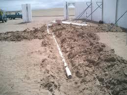 Plumbing Rough by Plumbing