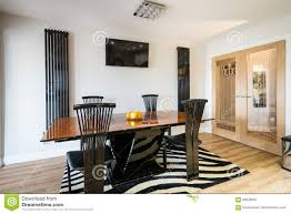 modern dining area stock photo image 69030897