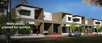 Antilla Floor Plan by Villa Township In Bangalore Meticulously Planned For Comfort