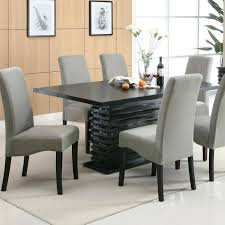 small modern dining table modern dining table sets all white modern l shaped breakfast dining