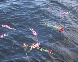 scattering ashes at sea scattering ashes sea farewell to a loved one spain info