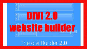 themes builder 2 0 divi 2 0 website builder from elegant themes build a website from
